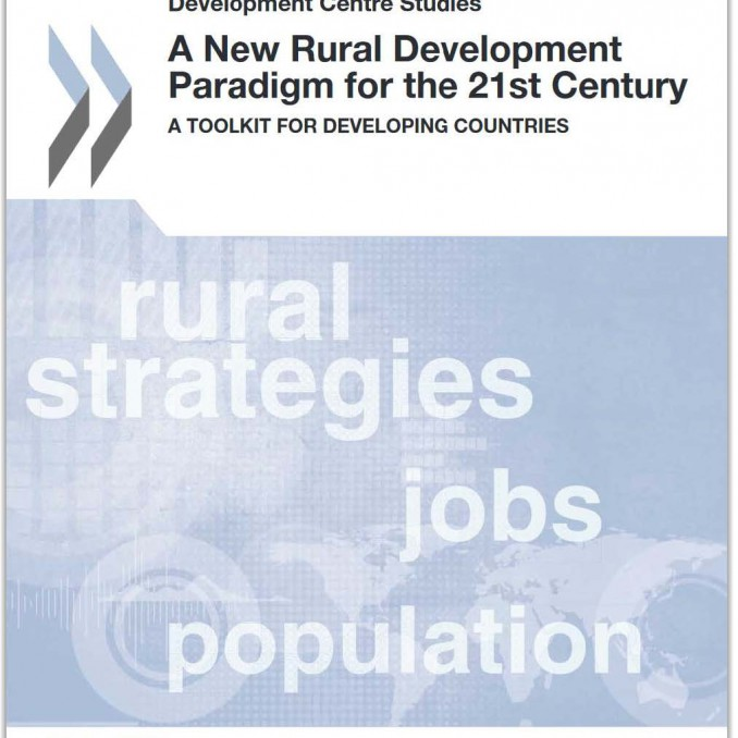 oecd rural report cover